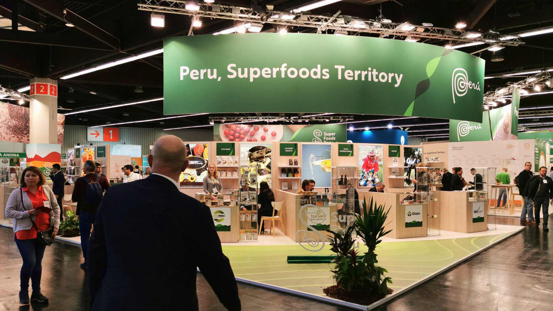 Biofach 2020 - Peru - Superfood-Territorium