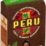 Kaffee: Reiner Ursprungskaffee aus Peru