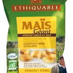 Mais-Chips: Großer Mais aus Peru