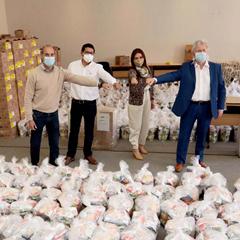 Arequipa Unida - Eine Kampagne zur Linderung der Auswirkungen der Corona-Krise in Arequipa