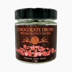 Chocolate Drops von UHTCO - Schokolade genießen ohne schlechtes Gewissen