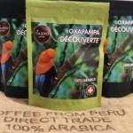 Oxapampa Discovery leichte Röstung