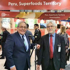 El Perú establece un nuevo récord en la Fruit Logistica 2020 - En ESPAÑOL