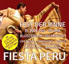 Fiesta Perú 2015