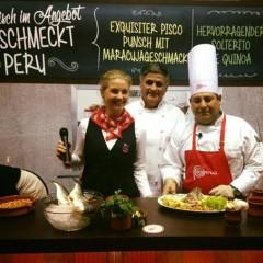 Peruanische Küche auf der ITB 2016