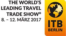 ITB 2017 - Bolsa Internacional de Turismo Berlín