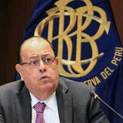 Julio Velarde, Präsident der peruanischen Zentralbank seit 2006