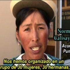 Kleinstkredite für Bäuerinnen in Puno