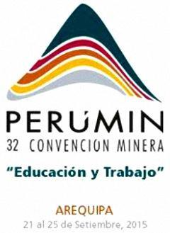 Perumin 32 - Congreso de Minería en Arequipa, Perú