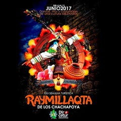 Touristische Woche und das Volksfest Raymi Llacta im Nordosten Perus