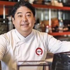 Mitsuharu Tsumura bester Chef, oto: Anthony Niño de Guzmán in El Comercio