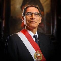 Martín Vizcarra vom