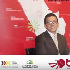 Peruanische Unternehmer suchen Geschäftskontakte in Deutschland