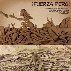 Peru erlebt einer der schlimmsten Naturkatastrophen seiner Geschichte