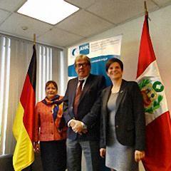 Deutsch-Peruanische Handelskammer eröffnet Bergbauzentrum