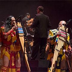 ALBORADA erstrahlte im Gran Teatro Nacional del Perú