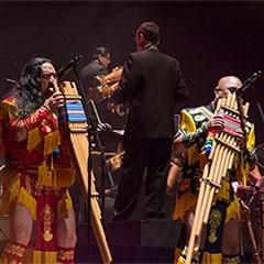ALBORADA brilló en el Gran Teatro Nacional del Perú