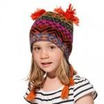 Alpaka-Mütze AQUARELL für Babys und Kinder - APU KUNTUR