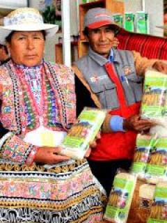 Desarrollo sostenible en las zonas rurales del Perú