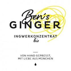 Ben's Ginger