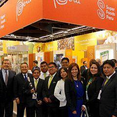 Peru auf der Biofach 2017
