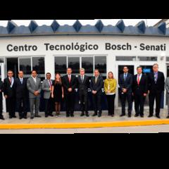 Bosch und Senati eröffnen Berufsschulen in Lima und Arequipa