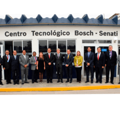 Bosch und Senati eröffnen Berufsschulen in Lima und Arequipa (update)
