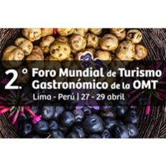Das zweite Weltforum für gastronomischen Tourismus endete am 30. April
