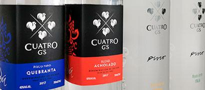 Pisco - Weine - Biere - Säfte - Getränke