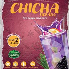 Chicha Morada - Limo im Sommer und Tee im Winter