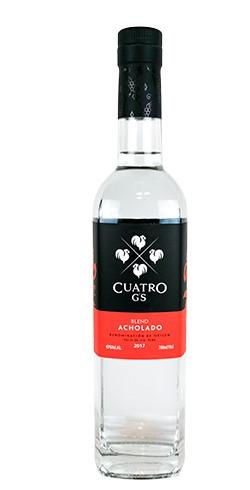 Pisco Acholado - Cuatro G'S
