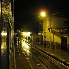 Peru schreibt Eisenbahn in den Anden aus