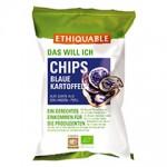 Blaue Kartoffelchips - ETHIQUABLE