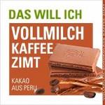 Vollmilch-Schokolade Kaffee Zimt - ETHIQUABLE