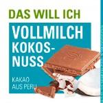 Vollmilch-Schokolade Kokosnuss - ETHIQUABLE