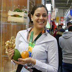 Peruanische Aussteller auf der Fruit Logistica 2017