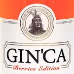 Gin'ca Peruvian Gin Berries Edition