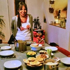 El Perú cocina Ayurveda ... en Múnich