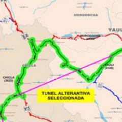 Peru schreibt Machbarkeitsstudie für Anden-Tunnel aus