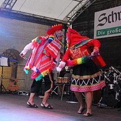 FIESTA PERÚ 2018: Folklore und Musik aus den Anden