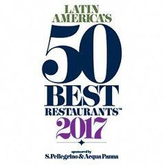 MAIDO - Mejor Restaurante de América Latina 2017