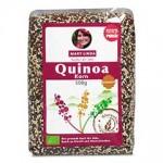 BIO Quinoa-Körner, dreifarbig, 500g