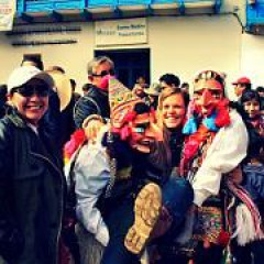 Corpus Christi und Inti Raymi - Ein feierlicher Kontrast im Juni