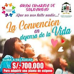 Quillabamba in der Region Cusco: Menschen nehmen ihr Schicksal selbst in die Hand und finanzieren eine Sauerstoffanlage