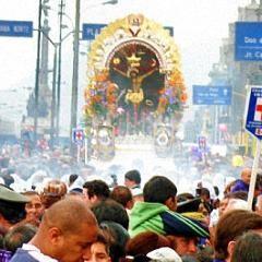 Lima feiert seinen