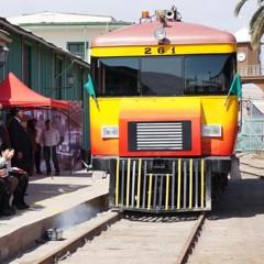 Eisenbahn zwischen Peru und Chile fährt wieder