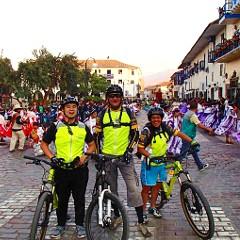 Tasting The Road: Eine deutsch-peruanische Agentur für Radtouren rund um Cusco