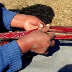 Ethnische Muster als Modetrend und dessen wirkliche Erfinder