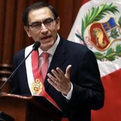 Der Präsident Martín Vizcarra ergreift die Initiative im Korruptionsfall «Lava Juez»
