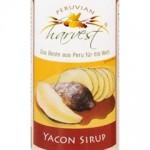 Colección silvestre de jarabe de yacón, crudo, 250 ml